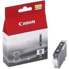 CARTUCHO TINTA CANON CLI 8BK NEGRO -0