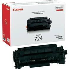 TONER CANON 724 NEGRO 6000 PAGINAS -0