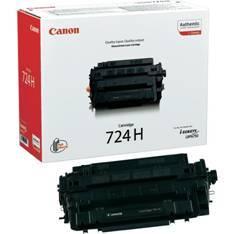 TONER CANON 724H NEGRO 12000 PAGINAS -0