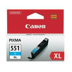 CARTUCHO TINTA CANON CLI-551 XL CIAN -0