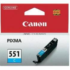 CARTUCHO TINTA CANON CLI-551 CIAN MG6350 -0