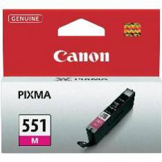 CARTUCHO TINTA CANON CLI-551 MAGENTA MG6350 -0