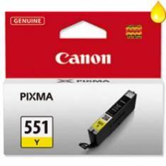 CARTUCHO TINTA CANON CLI-551Y AMARILLO MG6350 -0