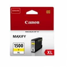 CARTUCHO TINTA CANON PGI-1500XL AMARILLO MAXIFY -0