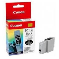 CARTUCHO TINTA CANON NEGRO BCI21CL 15ML-0