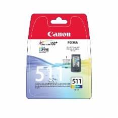 CARTUCHO TINTA CANON CL 511 TRICOLOR -0