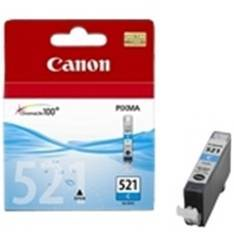 CARTUCHO TINTA CANON CLI 521C CIAN -0