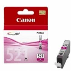 CARTUCHO TINTA CANON CLI 521M MAGENTA -0