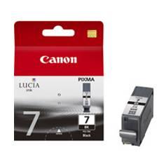 CARTUCHO TINTA CANON PGI 7K NEGRA -0