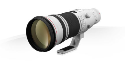 EF 500 MM F:4.0L IS II USM-0